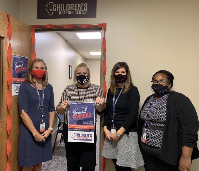 children's hearing center