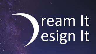 Dream it design it logo