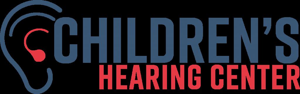 children's hearing center logo