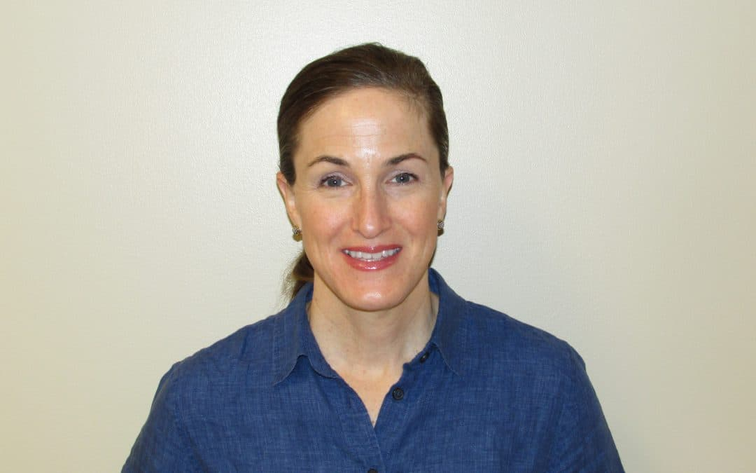 Dr. Missy Garber to Become Member of PACES-BVI
