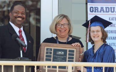 Anderson School Award Recipients