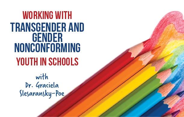 Gender Non-Conforming Flyer